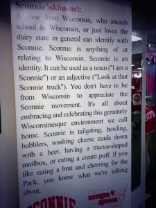 You asked what a Sconnie is